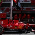 Virtual Formula 1: Ben Stokes last as Charles Leclerc's practice pays off