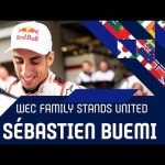 The WEC family stands united: Sebastien Buemi