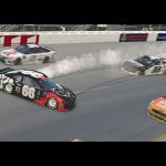 Jarl Teien goes for a ride at Richmond Raceway |  eNASCAR Coca-Cola iRacing Series