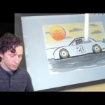 Draw Race Cars with Boris from Joe Gibbs Racing