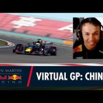 Chinese Virtual Grand Prix Highlights with Thibaut Courtois and Alex Albon