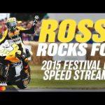 2015 Festival of Speed stream | Valentino Rossi rocks FOS