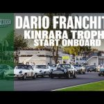 Dario Franchitti blasts away from the line in Ferrari 250 SWB | onboard
