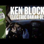 Onboard a Dakar desert blast with Ken Block