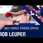 The WEC family stands united: Rob Leupen