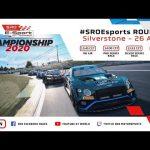 LIVE - ROUND 1 SILVERSTONE - SRO - E-SPORTS 2020