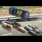 Jeff Gordon gets collected in 'Big One' at Talladega | iRacing Pro Invitational Series at Talladega