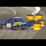 Zack Novak sees trouble on pit road at Dover | Coca-Cola iRacing Series