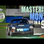How do you race a classic Porsche 911 at Monza?