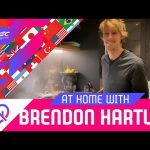 At home with the WEC: Brendon Hartley