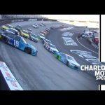 Truex Jr. spins, hits wall at Bristol | NASCAR