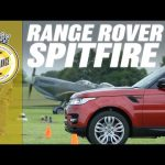 Range Rover vs Spitfire - who wins?