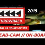 #THROWBACK - Night Head-Cam on-board! - 2019 Total 24 Hours of Spa -Darren Burke - Mercedes-AMG GT3