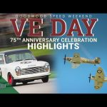 VE Day celebration stream highlights