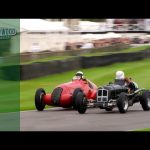 Wild 80-year-old Alfa Romeo slices through the pack