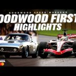 Goodwood Firsts stream highlights