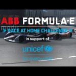 Round 4 Race LIVE! ABB Formula E Race At Home Challenge In Support Of UNICEF