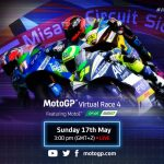 MotoGP™ Virtual Race 4: the line-ups