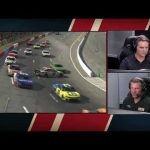 Nemechek spins, collects Bowyer, Gordon at North Wilkesboro | NASCAR