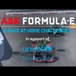 Round 5 Race LIVE! ABB Formula E Race At Home Challenge In Support Of UNICEF