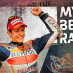In conversation with: Marc Marquez and Ivan Rakitic