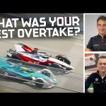 Drivers Remember Their Best Overtakes! | ABB FIA Formula E Championship