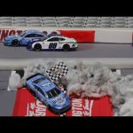 Stop Motion NASCAR: Harvick's 50th Cup Series win in NASCAR's Return to Racing at Darlington Raceway
