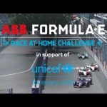 Round 6 Race LIVE! ABB Formula E Race At Home Challenge In Support Of UNICEF