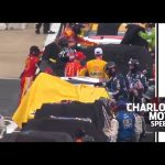Rain temporarily halts Coca-Cola 600 | NASCAR Cup Series from Charlotte