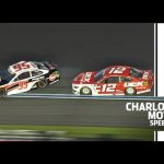 Bell's incredible save after Blaney's bump | Coca-Cola 600 | NASCAR Cup Series at Charlotte