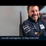 TechTalk: Live with Jody Egginton