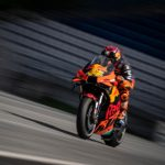 KTM back on track at private Austria test