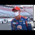 Logano following Elliott incident at Bristol: 'He wrecked me' | NASCAR