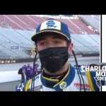 Elliott after Logano run in at Bristol: 'Going for the win' | NASCAR
