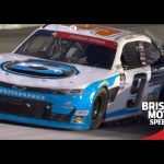 Gragson surges at Bristol after incident with teammate Allgaier | NASCAR Xfinity Series