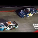 JR Motorsports teammates Gragson, Allgaier battle at Bristol | NASCAR Xfinity Series