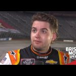 Gragson after Bristol win: 'That's not how I want to race' | NASCAR Xfinity Series