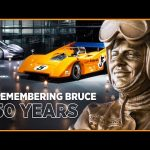 Our tribute to Bruce McLaren #Bruce50
