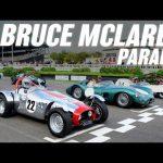 Remembering Bruce McLaren at Goodwood Revival