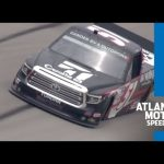 Busch hits wall in Gander Trucks race at Atlanta | NASCAR