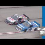 Gander Trucks: Heartbreaker for Hill; Enfinger wins at Atlanta | NASCAR