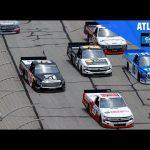 Vet Tix Camping World 200 at Atlanta Motor Speedway | NASCAR Truck Series Full Race Replay