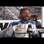 Truex Jr. after Martinsville win: 'I'm speechless' | NASCAR