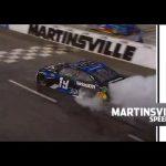 Martinsville light show fit for a Truex | NASCAR