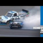 Moffitt, Zane Smith, Elliott involved in Gander Trucks wreck at Miami | NASCAR