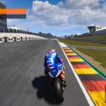 Ride the Sachsenring with eSport star Williams_Cristian
